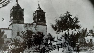 Photo of Así lucían el templo de San Agustín y la Plazoleta Hidalgo hace casi 100 años de historia