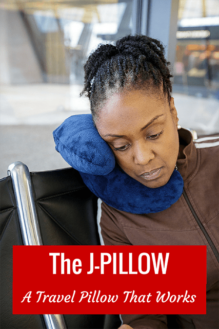 J Pillow Review Best Travel Pillow