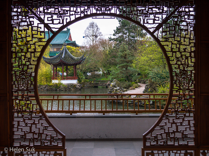 dr sun yat-sen classical chinese garden in vancouver british columbia