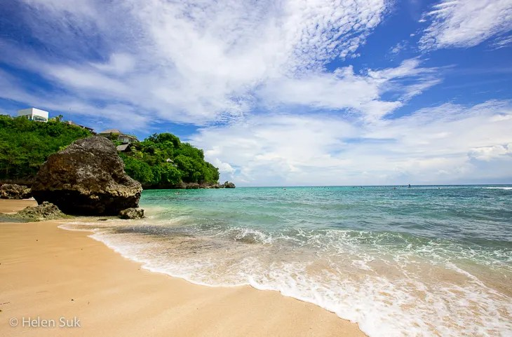 Where Are The Dream Beaches In Bali