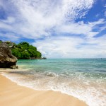 Where are the Dream Beaches in Bali?