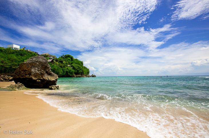 where are the dream beaches in bali