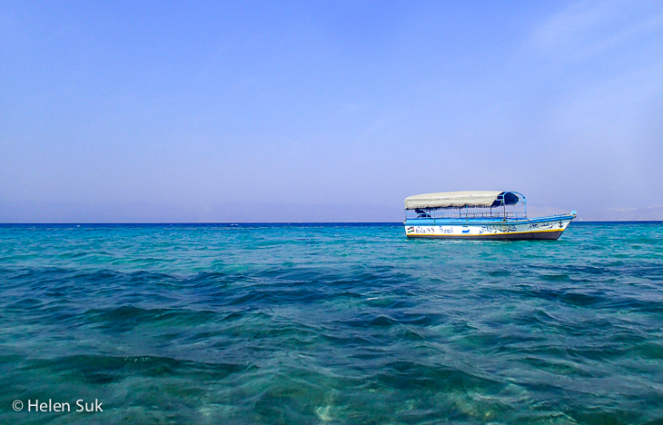 red sea aqaba, jordan