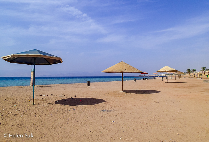 things to do in aqaba, jordan, south beach