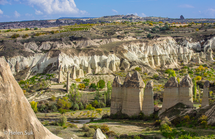 honey valley cappadocia