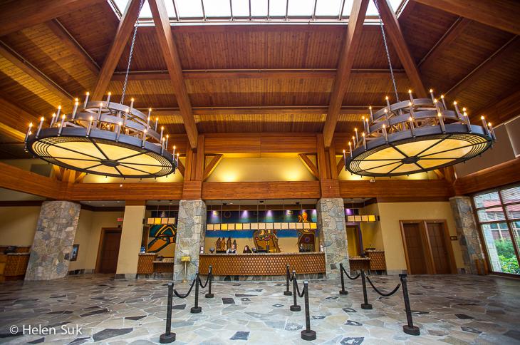 casino rama reception desk