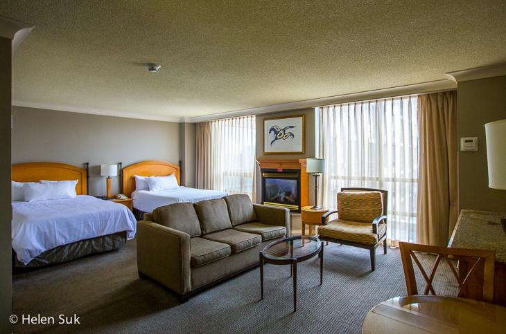 casino rama resort hotel room