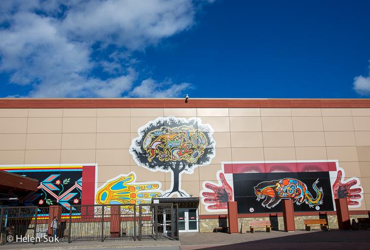 first nations art casino rama resort