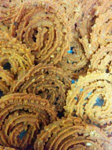 Crispy Chaklis: a must for Diwali