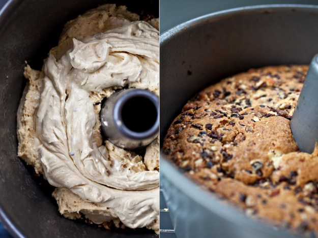 Cocoa Nib Coffee Cake - Not Without Salt