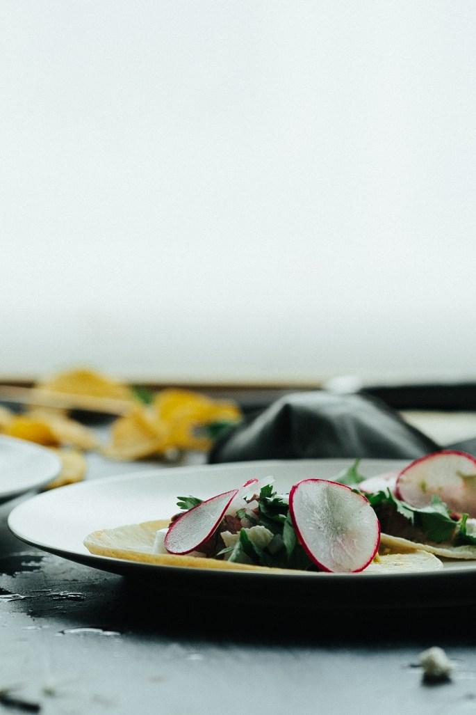 Flank Steak Tacos // Not Without Salt