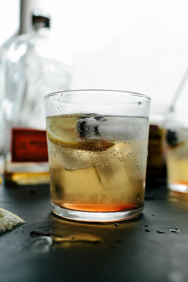 Bourbon Tonic // Not Without Salt