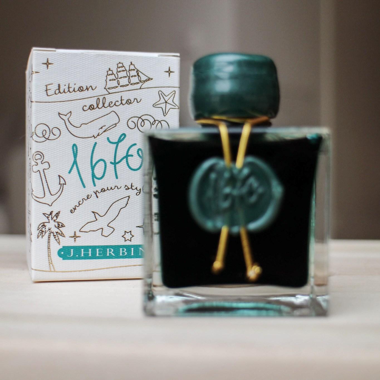 Emerald of Chivor by J.herbin