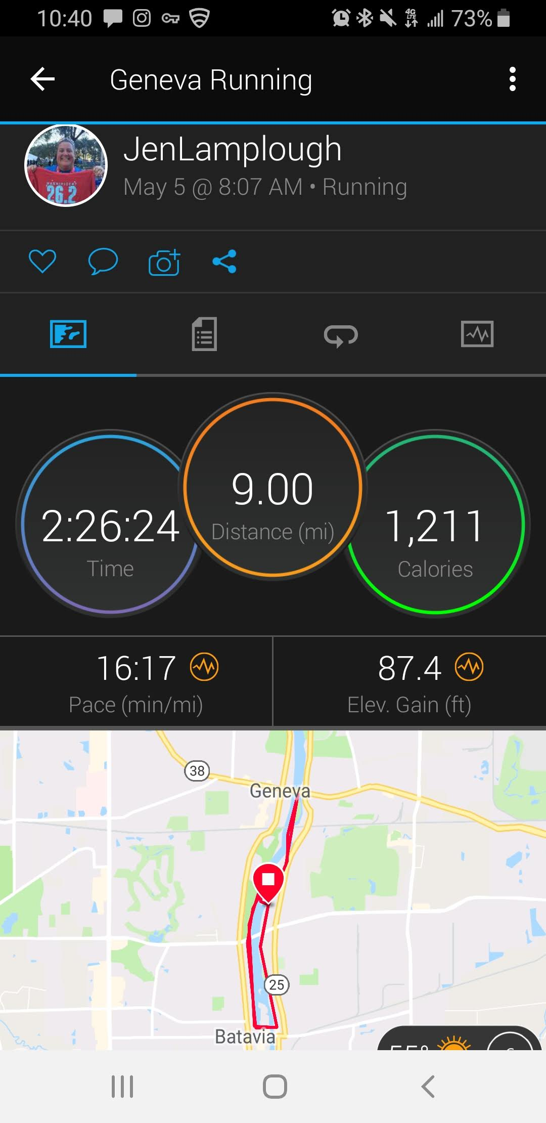 mileage - Not Your Average Runner