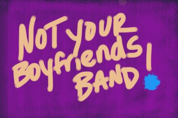 Not Your Boyfriend's Band Billings Montana