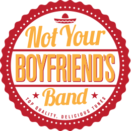 Not Your Boyfriend's Band logo