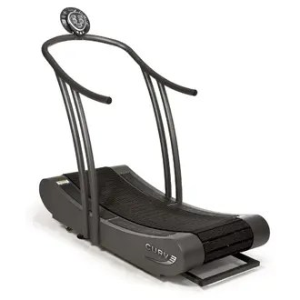 It's a treadmill like no other....