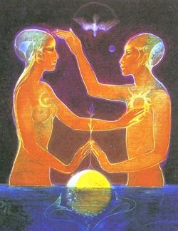 Inner marriage sun moon