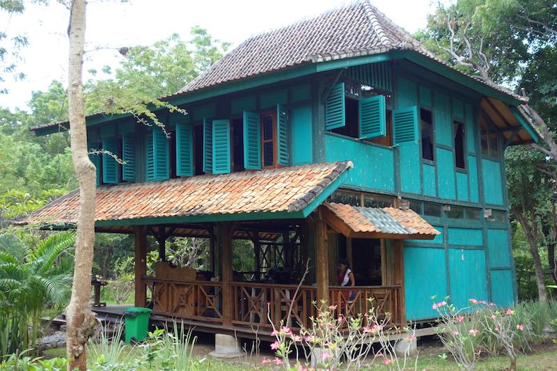 Bali house