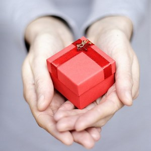 Gift offering