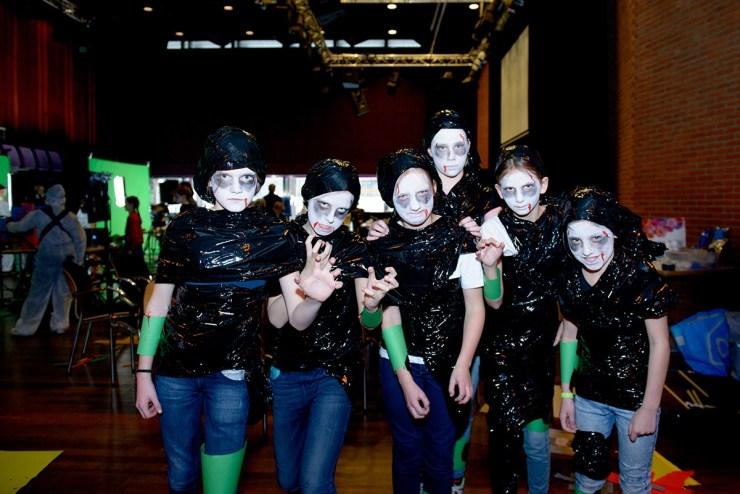 Kids Only, Pathe, IFFR16, kids, kinderen, public, publiek, Foto:Marije van Woerden