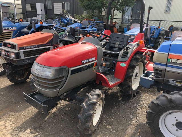 トラクター買取事例ヤンマーAF17