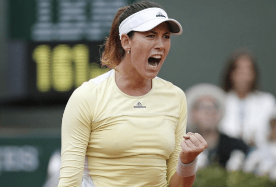 ROLAND GARROS : MUGURUZA DETRONE WILLIAMS