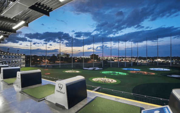 TOPGOLF : NOUVELLE ATTRACTION À GOLD COAST À 3 MILLIARDS CFP