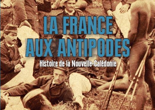 LA FRANCE DES ANTIPODES par Frédéric ANGLEVIEL