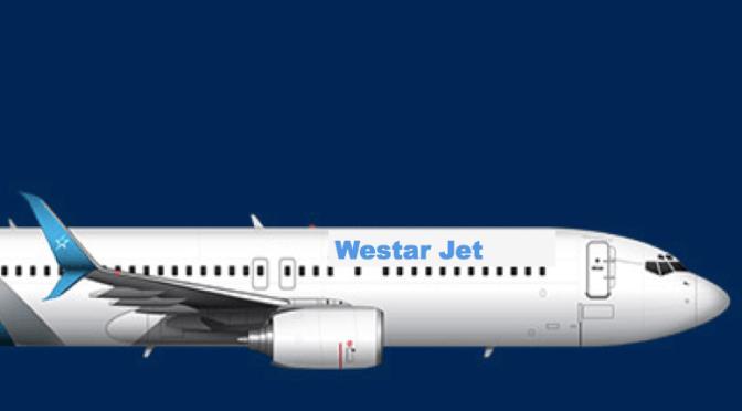 WESTAR JET, LOW COST CORÉENNE, EN JUIN À TONTOUTA – Gold Coast à 38 000 F