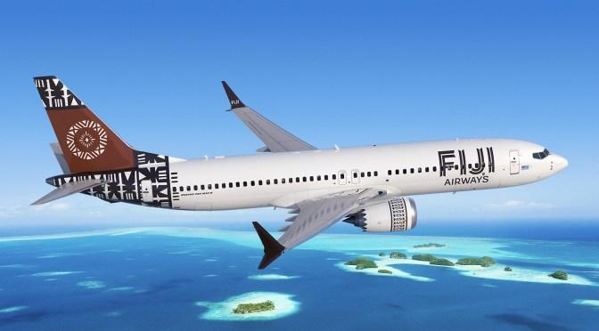 ACCORD ENVISAGÉ ENTRE FIJI AIRWAYS ET AIRCALIN