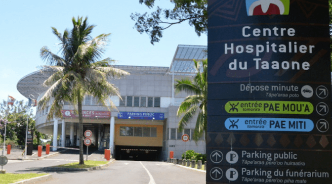 COVID : AGENTS POSITIFS AU CENTRE HOSPITALIER DE POLYNÉSIE