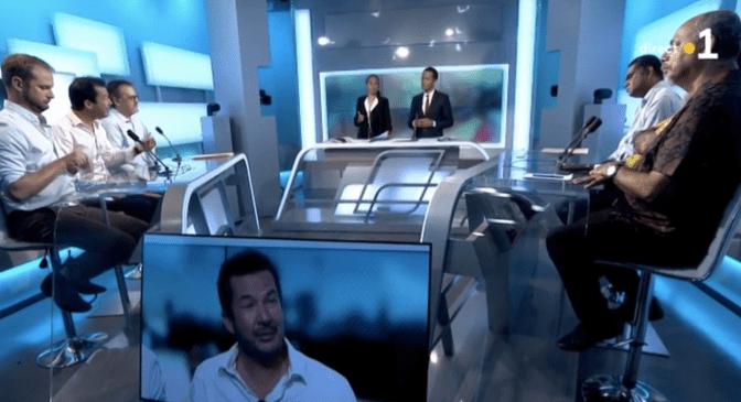 REFERENDUM : DÉBAT RÉVÉLATEUR ET COURTOIS SUR NC1ÈRE TV