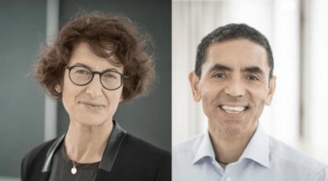Intégration réussie : 2 Allemands d'origine turque ont mis au point le vaccin anti-Covid de BioNtech