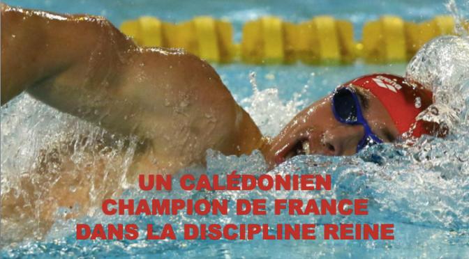 NATATION : MAXIME GROUSSET CHAMPION DE FRANCE DU 100M NAGE LIBRE
