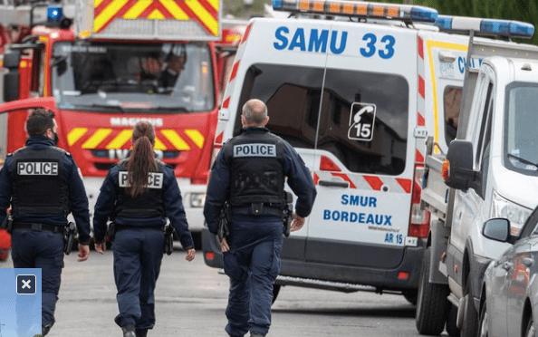 SCÈNE D'HORREUR À BORDEAUX : UNE FEMME BRÛLÉE VIVE EN PLEINE RUE PAR SON EX-CONJOINT