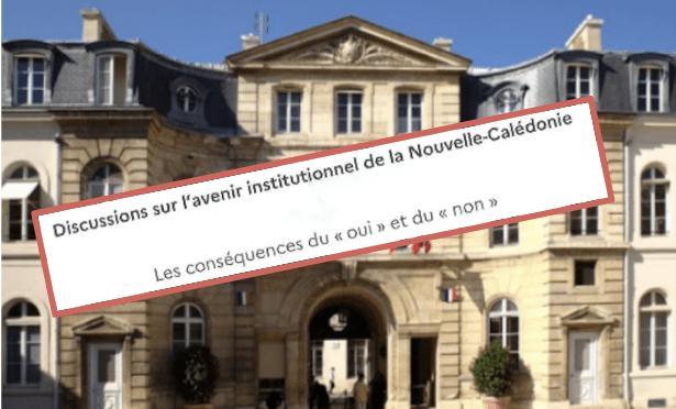 L'INTÉGRALE DU DOCUMENT SUR LES CONSÉQUENCES DU «OUI» ET DU «NON»