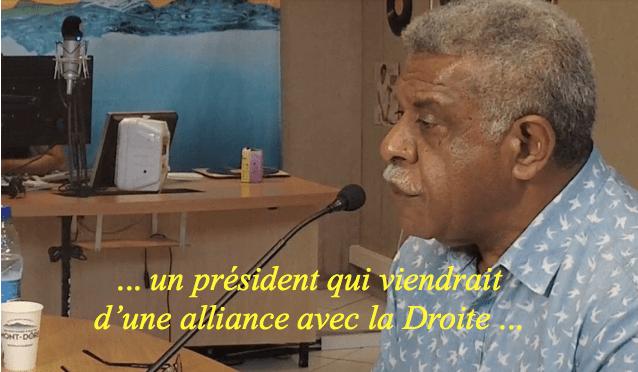 RIFIFI CHEZ LES INDÉPENDANTISTES : POUR LOUIS MAPOU, ALLIANCE DE L'UC AVEC LES LOYALISTES POUR LA PRÉSIDENCE DU GOUVERNEMENT