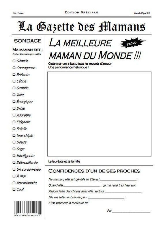 Le Journal D'une Maman : journal, d'une, maman, Mamans