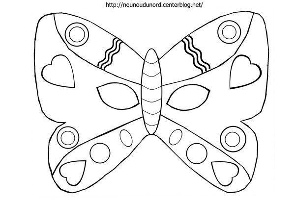 Papillon Gommettes