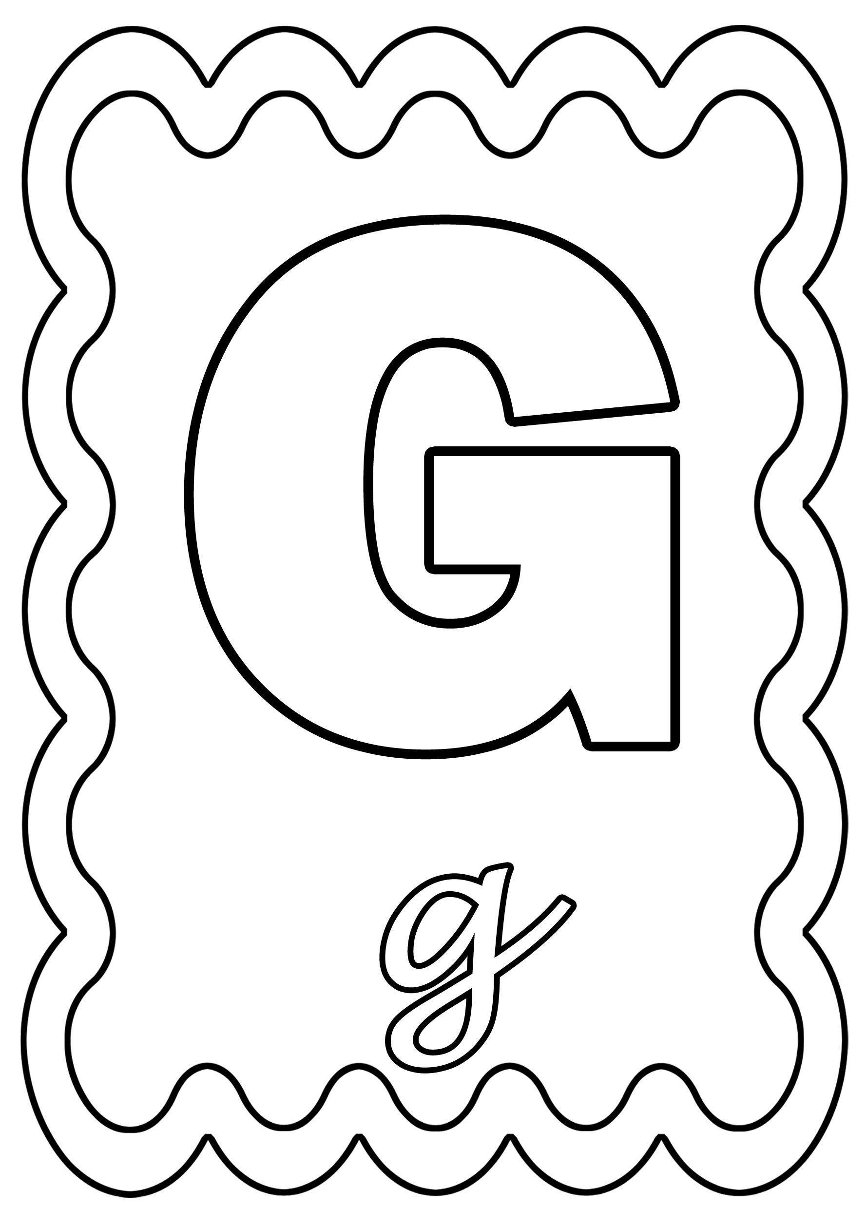 G B Words