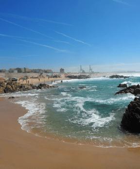 Leca de Palmeira, Porto