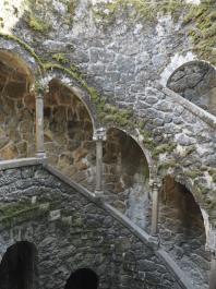 Quinta da Regaleira Palace in Sintra