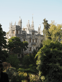 Quinta Regaleira of Sintra