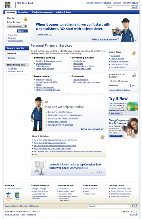 Rbc Personal Banking Online