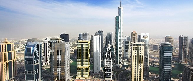 JLT Jumeirah Lake Towers - Overview
