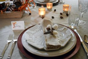 acorn placesetting 5