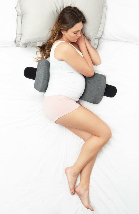 S.O.S. Sleep-on-Side Pillow