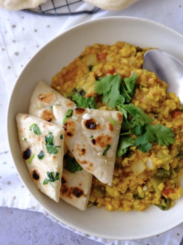 Super easy Indian dal