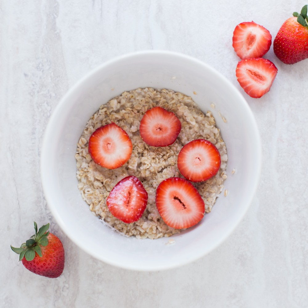 Breakfast Oats with Chia recipe